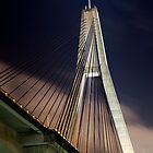 ANZAC Bridge by diggle