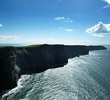 Cliffs of Moher by Billy Galligan