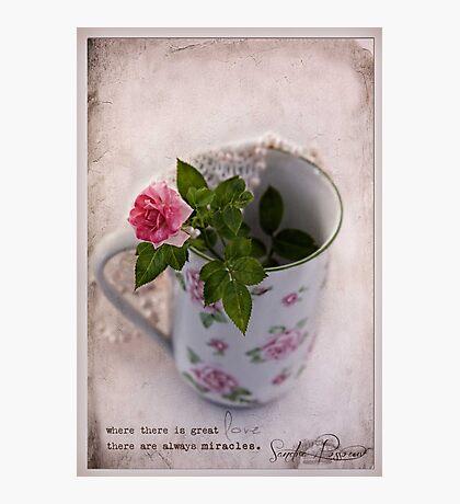 Great Love  Photographic Print