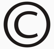 copyright symbol by connor95