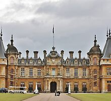 Waddesdon Manor 1 by Astrid Ewing Photography