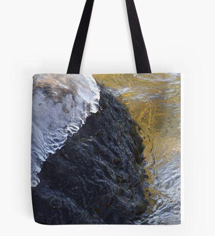 Ice Cap Tote Bag