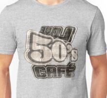 Love 50's Cafe Vintage - T-Shirt Unisex T-Shirt
