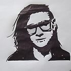 Skrillex by DanAkABungle