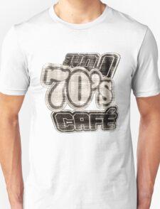 Love 70's Cafe Vintage #3 - T-Shirt T-Shirt