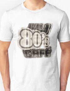 Love 80's Cafe Vintage - T-Shirt T-Shirt