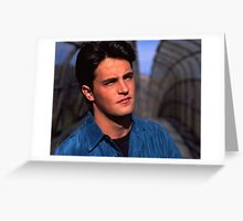 Matthew Perry Greeting Card