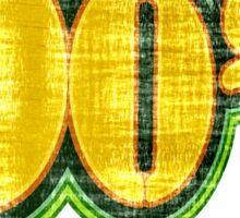 Love 90's Cafe Vintage #2 - T-Shirt Sticker