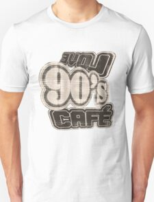 Love 90's Cafe Vintage #2 - T-Shirt T-Shirt