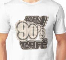 Love 90's Cafe Vintage #2 - T-Shirt Unisex T-Shirt