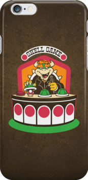 Shell Game by powerpig