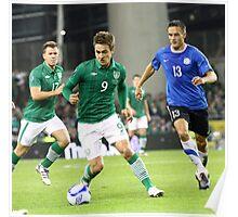 International Football  Poster