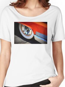 White Walls Women's Relaxed Fit T-Shirt