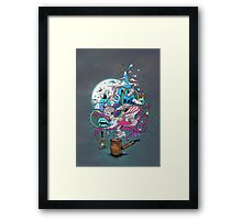 Pipe Dreams Framed Print