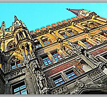 New Town Hall Munich by ©The Creative  Minds