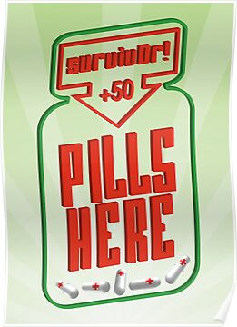 Pills here! by Emma Harckham