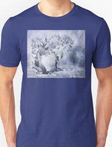 Frolicking In The Rain Unisex T-Shirt