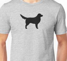 Nova Scotia Duck Tolling Retriever Silhouette(s) Unisex T-Shirt