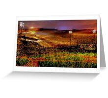Elysian Field (of dreams) Greeting Card