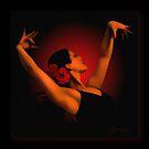 The Dance by Richard  Gerhard