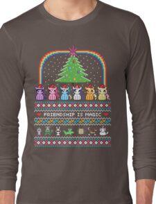 Happy Hearth's Warming Sweater Long Sleeve T-Shirt