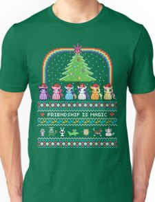 Happy Hearth's Warming Sweater Unisex T-Shirt
