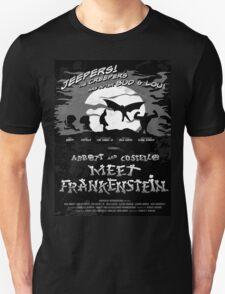 Abbott and Costello Meet Frankenstein T-Shirt