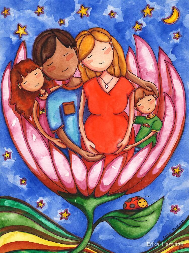 Peaceful Pregnancy by Erika  Hastings
