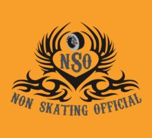 Non-Skating Official {black & silver} by David & Kristine Masterson