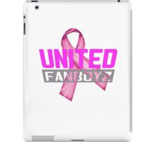 United Fanboyz Breast Cancer Awareness iPad Case/Skin