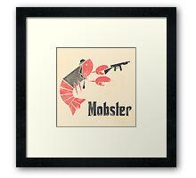 Mobster Framed Print