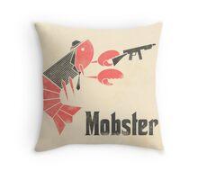 Mobster Throw Pillow