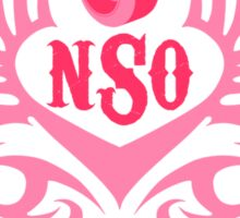 Non-Skating Official {pink} Sticker