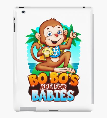 Bobo's Are For Babies iPad Case/Skin