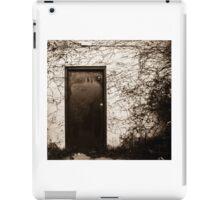 Lonely Door iPad Case/Skin