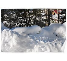 Lots of snow 2 Poster