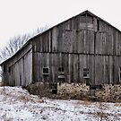 Barn Boards and Fieldstone by jules572