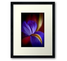 With A Difference.... Framed Print