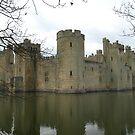 Bodiam Castle #2 by NowhereMan