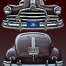1947 Pontiac - Coming and Going by Mike Capone