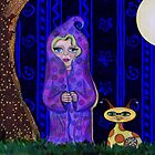 Witchy Poo and the Midnight Moon by Shyll