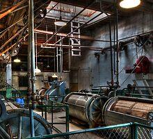 Penitentiary Laundry by IdahoJim