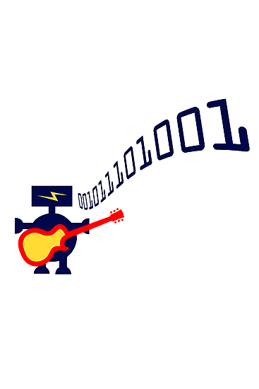 Binary Solo (Flight Of The Conchords) by jezkemp