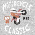 Excite Motorbike by AtomicChild
