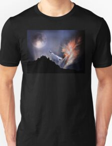 Escaping A Black Hole Unisex T-Shirt