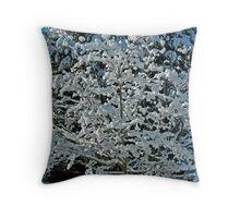 The Marshmallow Tree Throw Pillow