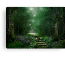 Spirit of the Woods Canvas Print