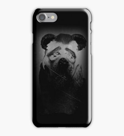 Fear Bear phone case iPhone Case/Skin
