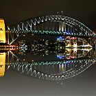 Sydney Harbour Bridge by Fern Blacker