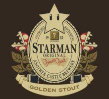Starman Original:  Golden Stout